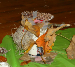 Girl Scout Fairy House