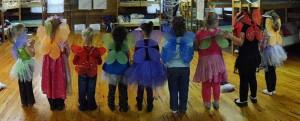 Girl Scout fairies