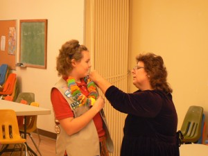 Girl Scout Silver Award - Giving back to the Community