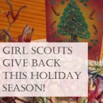 11 Ideas for Girl Scouts to give back this Holiday Season