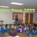 Host Your Own Daisy Days Event