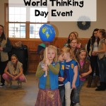 World Thinking Day Ideas for Large groups