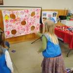Girl Scout World Thinking Day with a Carnival