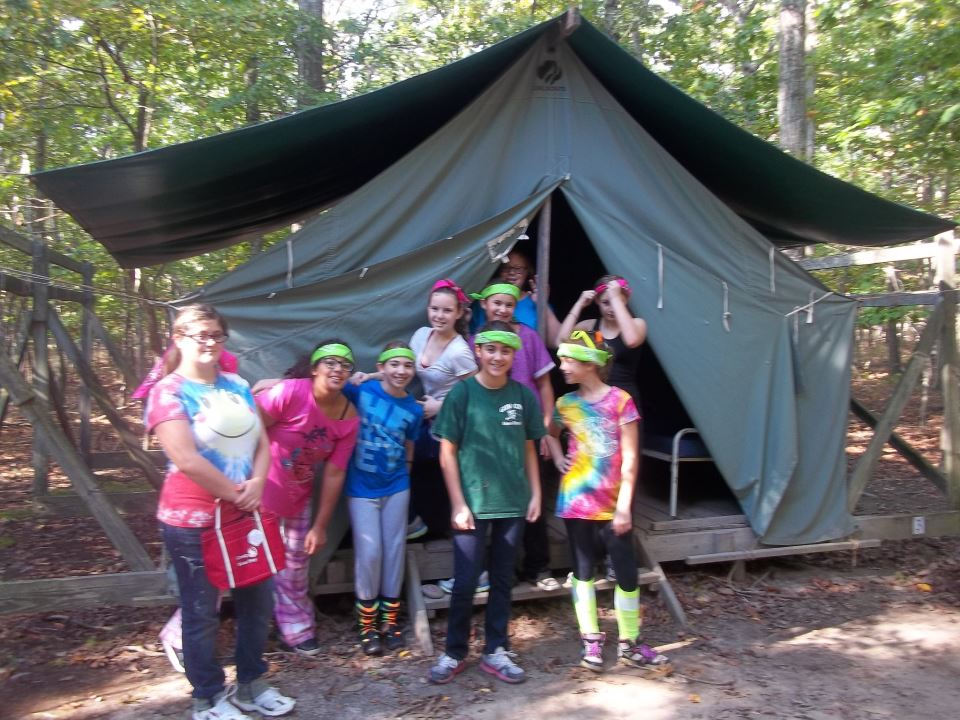 scout leader 411 blog camping with cadette scouts