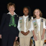 GIrl Scout Bronze Award – Take Action Projects