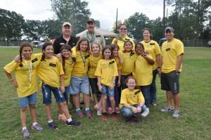 Fundamentals of Camping Bronze Award