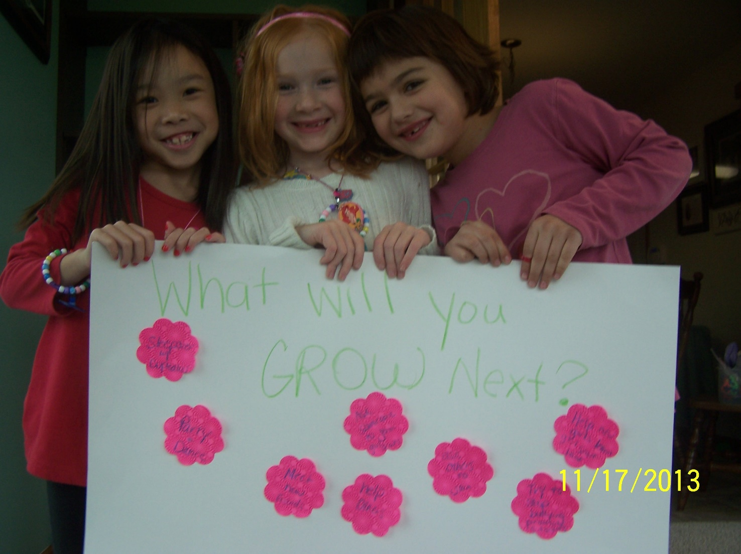 welcome to the flower garden journey in-a-day - scout leader 411 blog