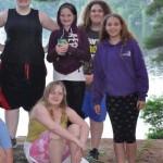 Camping Fun – Balloon Flip Flops & Tacos in a Bag