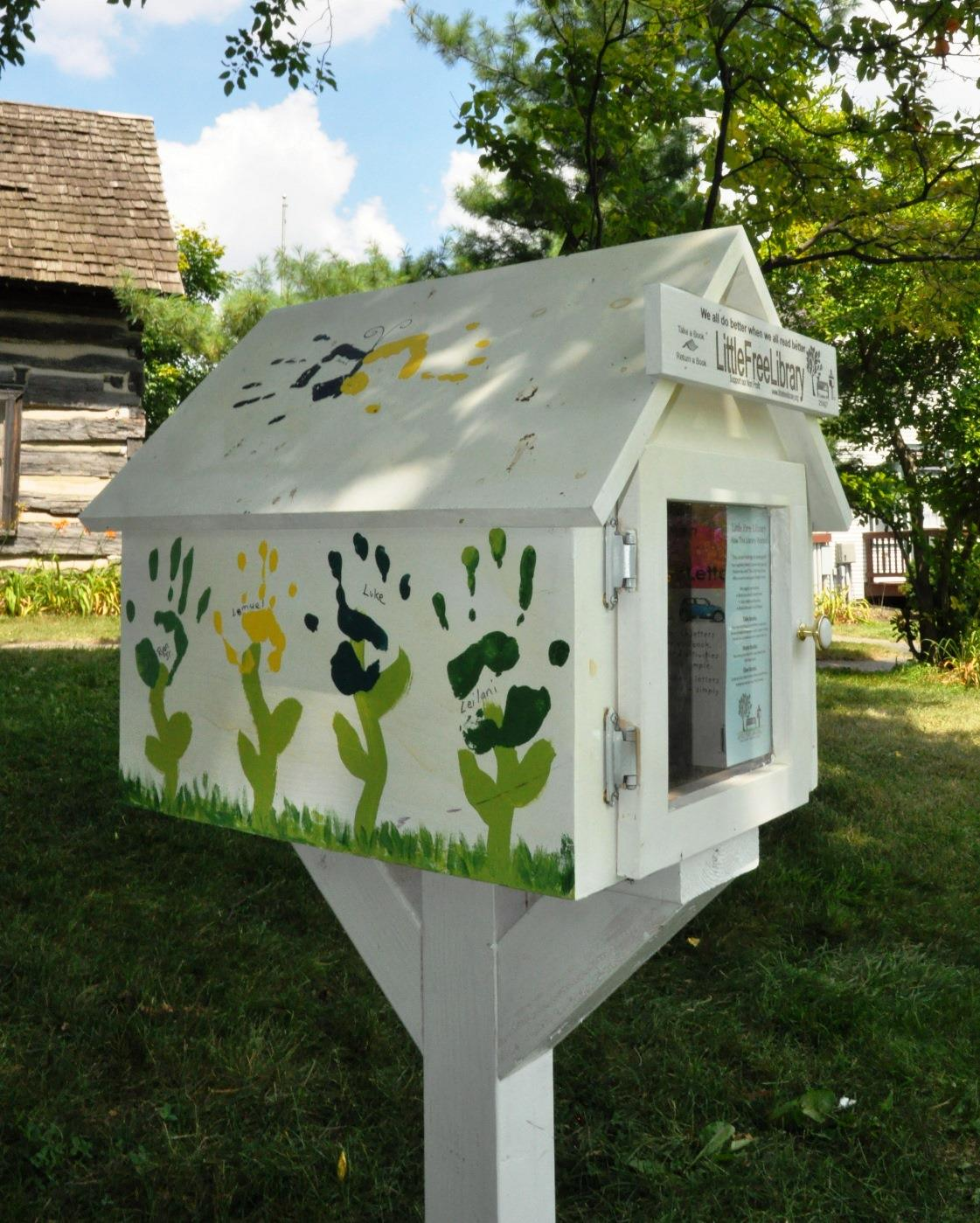 Little Free Libraries: A Silver Award