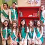 Girl Scout Bronze Award: Boredom Buster Bookshelf