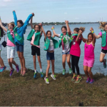 Girl Scouts are International Travelers!