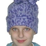 Hats Off For Cancer Bronze Award: Easy Fleece Hat