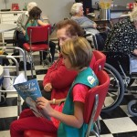 Girl Scouts Honoring Seniors – Earning the Fun Patch!