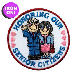 Scouts Honoring Seniors  Get your patch at patchfun.com