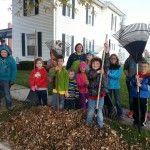 Girl Scout Fall Community Service