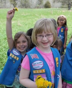 Daisy-Girl-Scouts-focused