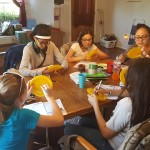 Girl Scouts Journey in a Day Using Makingfriends Badge in a Bag Kits