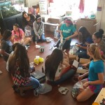 Welcoming a New Girl Joining a Girl Scout Troop