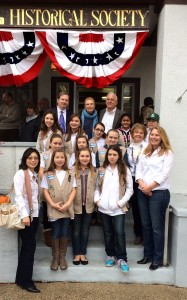Girl Scout Bronze Award: Keeping Your Community's History