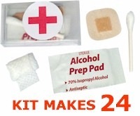 Mini First Aid SWAP Kit   kid friendly first aid kits