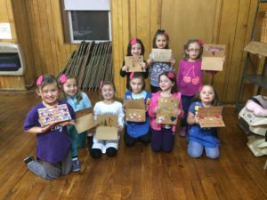 Girl Scouts Love Superheroes