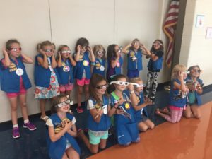 Daisy Troop Starts Year With Fun, Service and Investiture