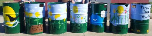 Chesapeke Bay Trash Can Project