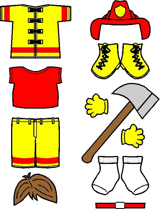 fireman paper doll friends makingfriendsmakingfriends