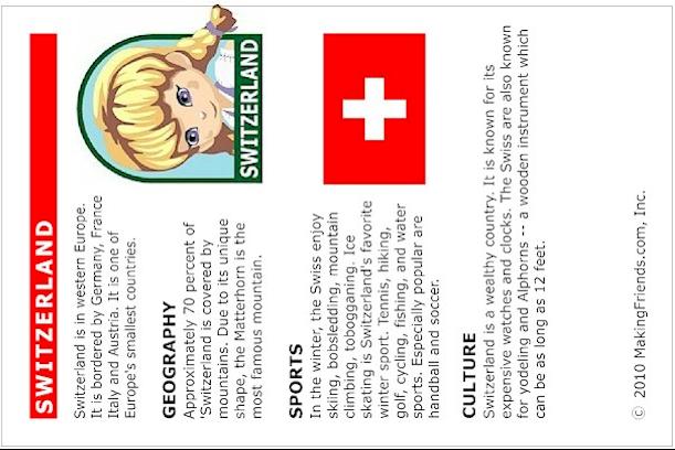 Facts about Switzerland - MakingFriendsMakingFriends - photo#22