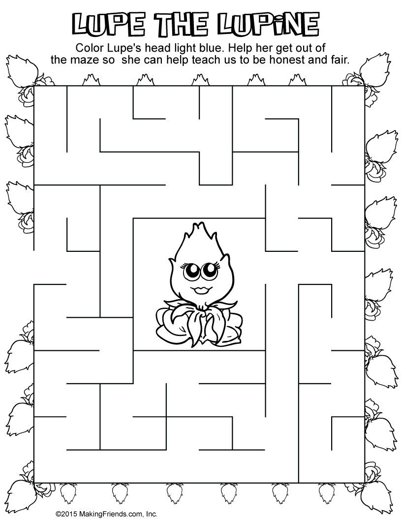 daisy coloring pages crafts - photo#29
