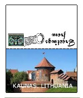 Lithuania Post Card