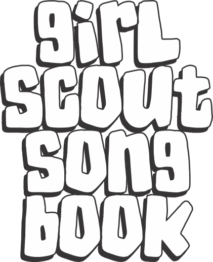 Girl Scout Songbook Cover