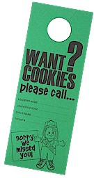 want-cookies-door-hanger