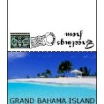 Mini Postcards | Bahamas