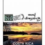 Mini Postcards | Costa Rica