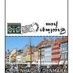 Mini Postcards | Denmark