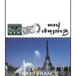 Mini Postcards | France