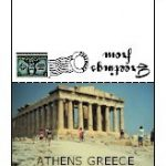 Mini Postcards | Greece