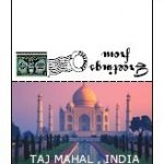 Mini Postcards | India