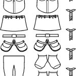 India Bulbul Girl Guides Paper Doll Friends