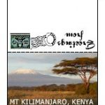 Mini Postcards | Kenya