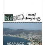 Mini Postcards | Mexico