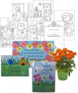 Daisy Garden Journey Girl's Bag