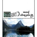 Mini Postcards | New Zealand