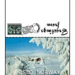 Mini Postcards | Norway