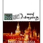 Mini Postcards | Russia