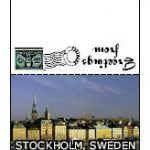 Mini Postcards | Sweden