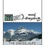 Mini Postcards | Switzerland