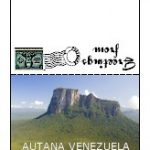 Mini Postcards | Venezuela