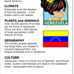 Facts about Venezuela